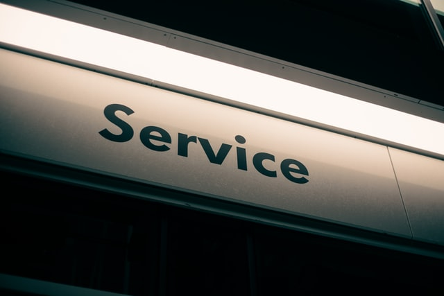 Options as Services